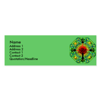 Mother Earth Profile Card