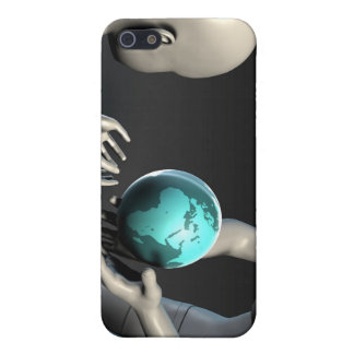 Mother Earth Providing To Her Children as Concept Case For iPhone SE/5/5s