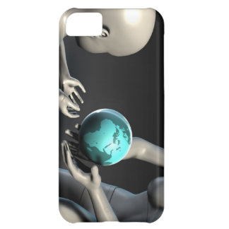 Mother Earth Providing To Her Children as Concept Cover For iPhone 5C