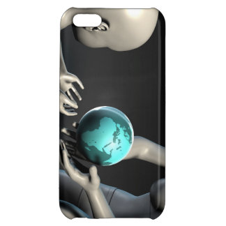 Mother Earth Providing To Her Children as Concept iPhone 5C Covers
