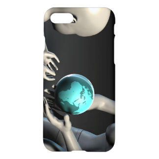 Mother Earth Providing To Her Children as Concept iPhone 8/7 Case