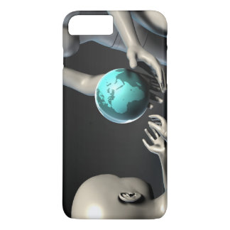 Mother Earth Providing To Her Children as Concept iPhone 8 Plus/7 Plus Case