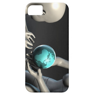 Mother Earth Providing To Her Children as Concept iPhone SE/5/5s Case