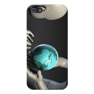 Mother Earth Providing To Her Children as Concept iPhone SE/5/5s Cover