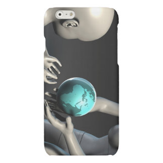 Mother Earth Providing To Her Children as Concept Matte iPhone 6 Case