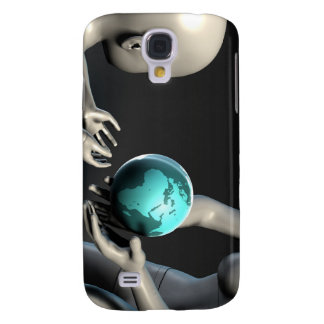 Mother Earth Providing To Her Children as Concept Samsung S4 Case