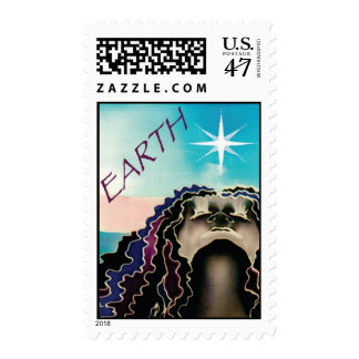 Mother Earth Stamp