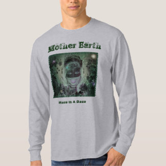 Mother Earth Stone Green Mens T-Shirt