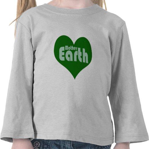 Mother Earth Tee Shirt