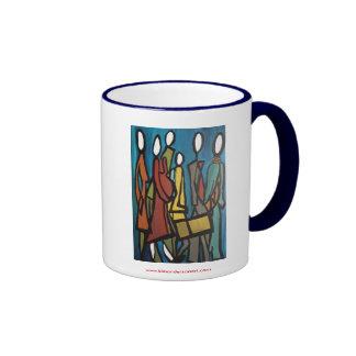 Mother East Ringer Mug