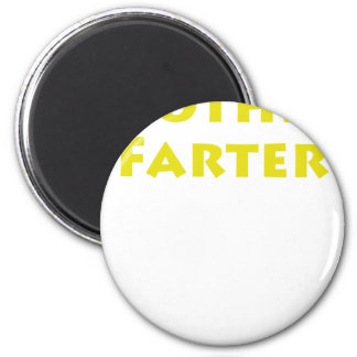 Mother Farter 2 Inch Round Magnet