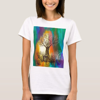 Mother Forest. T-Shirt