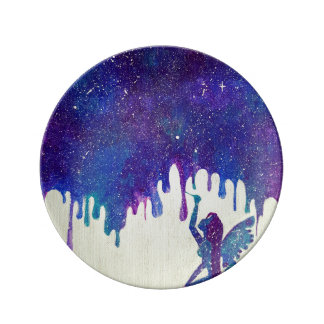 Mother Galaxy Plate