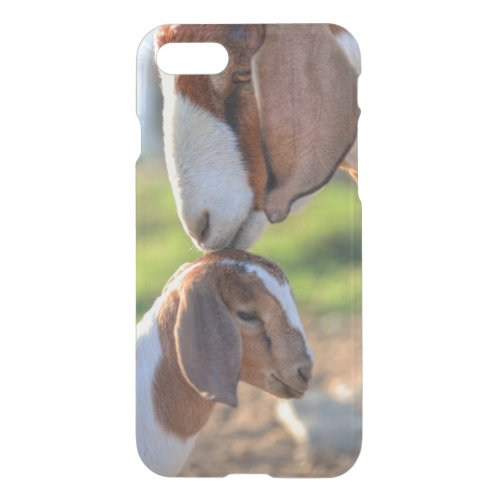 Mother Goat & Baby Phone Case