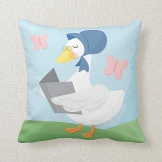Mother Goose Children's Pillow