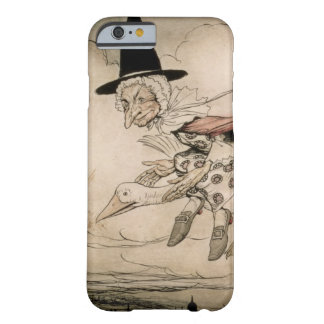 Mother Goose, frontispiece of 'Mother Goose The Ol Barely There iPhone 6 Case