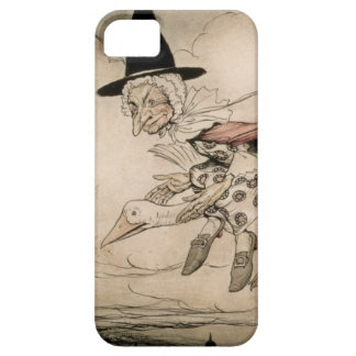 Mother Goose, frontispiece of 'Mother Goose The Ol iPhone 5 Cover