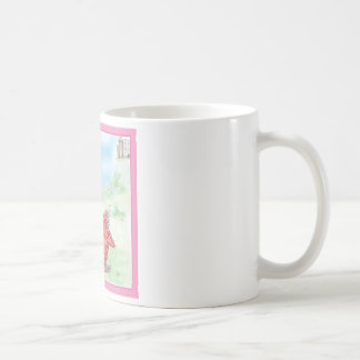 Mother Goose Classic White Coffee Mug
