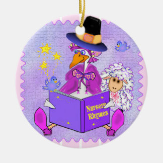 Mother Goose ornament