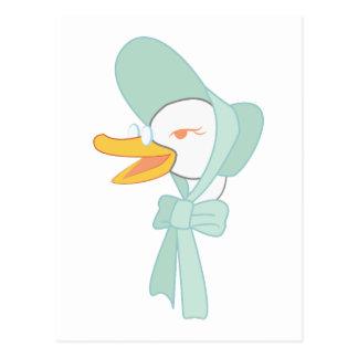 Mother Goose Postcard