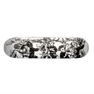 Mother Goose Skateboard
