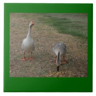 Mother Goose Tile