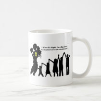 Mother Has To Fight For Her Kids Coffee Mug