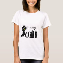 Mother Has To Fight For Her Kids T-Shirt