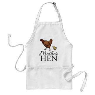 Mother Hen Adult Apron