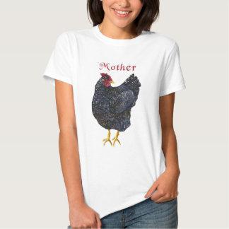 Mother Hen (Barred Rock) Tee Shirt