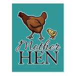 Mother Hen Postcards
