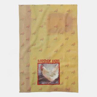 Mother Hen Towel