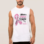 Mother Hero in My Life Breast Cancer Shirts