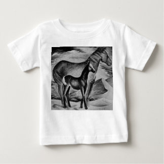 Mother Horse with Colt Shirt