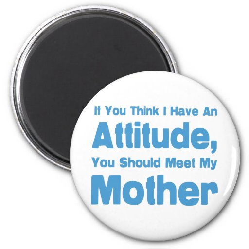 Mother Humor Magnet