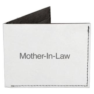 Mother-In-Law Billfold Wallet