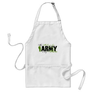 Mother-in-law Hero 3 - ARMY Adult Apron