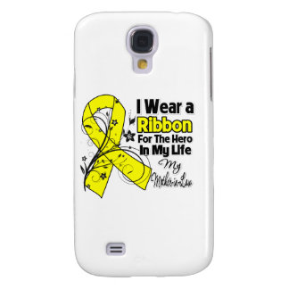 Mother-in-Law Hero in My Life Sarcoma Samsung Galaxy S4 Case