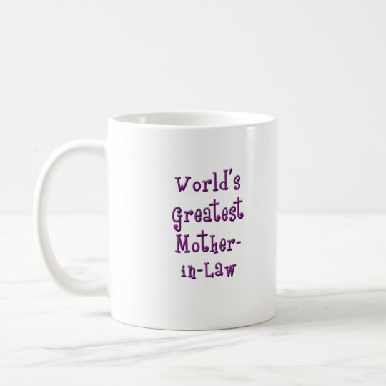 Mother-in-Law Mug