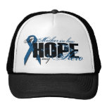 Mother-in-law My Hero - Colon Cancer Hope Mesh Hat