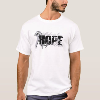 Mother-in-law My Hero - Lung Hope T-Shirt