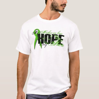 Mother-in-law My Hero - Lymphoma Hope T-Shirt