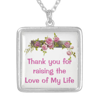 Mother-in-law necklace mother's day birthday mom