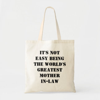 Mother-In-Law Tote Bag