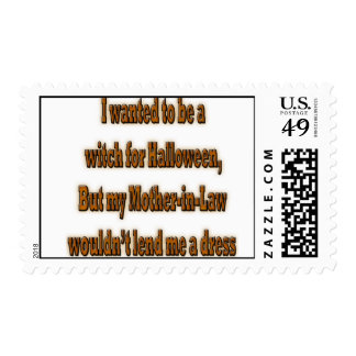 Mother In Law Witch Dress Postage