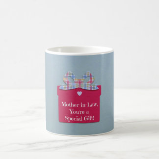 Mother-in-Law, You're a Special Gift! Coffee Mug