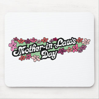 Mother in Laws Day Mouse Pad