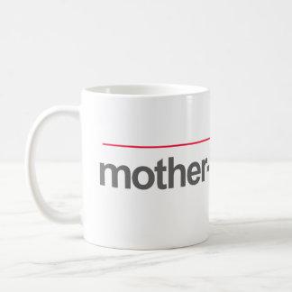 """MOTHER-IN-LAWYER"" -- COFFEE MUG"