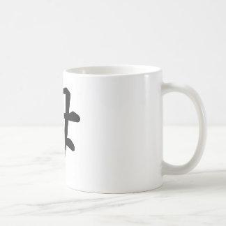 Mother - Japanese  Kanji Symbol Coffee Mug