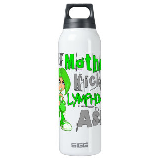 Mother Kicked Lymphoma 42.9 Insulated Water Bottle
